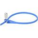 Hiplok Z-Lok Cykellås 40cm blå